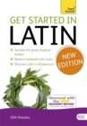 Image for Get started in beginner's Latin