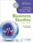 Image for Cambridge IGCSE Business Studies 4th edition