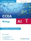 Image for CCEA A2 biologyUnit 1,: Physiology and ecosystems