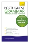 Image for Essential Portuguese grammar