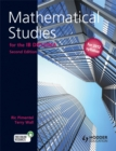 Image for Mathematical studies  : for the IB diploma