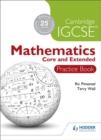 Image for Cambridge IGCSE mathematics: Practice book