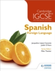 Image for Cambridge IGCSE and International Certificate Spanish foreign language
