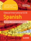 Image for Edexcel international GCSE and certificate Spanish