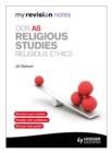 Image for OCR AS religious studies: Religious ethics