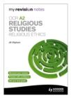 Image for OCR A2 religious studies: Religious ethics