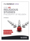 Image for OCR AS religious studies: Philosophy of religion