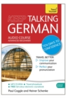Image for Keep Talking German Audio Course - Ten Days to Confidence : (Audio pack) Advanced beginner's guide to speaking and understanding with confidence