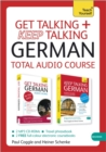Image for Get talking + Keep talking German  : total audio course