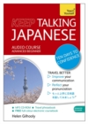 Image for Keep Talking Japanese Audio Course - Ten Days to Confidence : (Audio Pack) Advanced Beginner's Guide to Speaking and Understanding with Confidence
