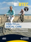 Image for BTEC level 2 health and social care