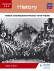 Image for Hitler and Nazi Germany 1919-1939