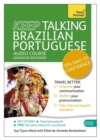 Image for Keep Talking Brazilian Portuguese Audio Course - Ten Days to Confidence : (Audio pack) Advanced beginner's guide to speaking and understanding with confidence