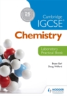 Image for Cambridge IGCSE chemistry: Laboratory practical book
