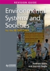 Image for Environmental systems and societies for the IB diploma revision guide