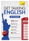 Image for Get Talking English in Ten Days Beginner Audio Course : Audio MP3 DVD
