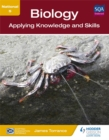 Image for National 5 biology  : applying knowledge and skills