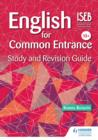 Image for English for common entrance.: (Study and revision guide)