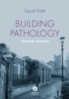 Image for Building pathology: principles and practice