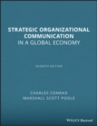 Image for Strategic organizational communication in a global economy