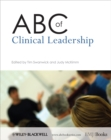 Image for ABC of clinical leadership : 166