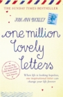 Image for One million lovely letters