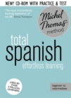 Image for Total Spanish with the Michael Thomas method