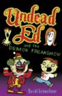 Image for Undead Ed and the demon freakshow