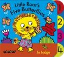 Image for Little Roar's five butterflies