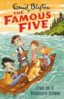 Image for Five on a treasure island