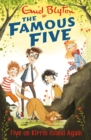 Image for Five on Kirrin Island again