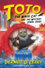 Image for Toto the ninja cat and the mystery jewel thiefBook 4