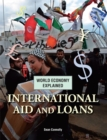 Image for International aid and loans