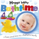 Image for Bathtime  : a first book of bathtime words
