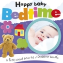 Image for Bedtime  : a first book of bedtime words