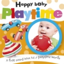 Image for Playtime  : a first book of playtime words