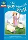Image for The boy who cried wolf  : an Aesop fable