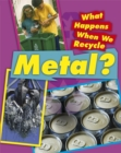 Image for What happens when we recycle metal?