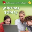 Image for Let's read and talk about ...  Internet safety