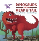 Image for Dinosaurs from head to tail