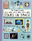 Image for 70 thousand million, million, million stars in space
