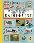 Image for 30 million different insects in the rainforest