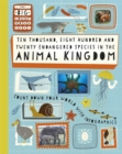 Image for Ten thousand, eight hundred and twenty endangered species in the animal kingdom