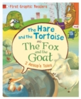 Image for The hare and the tortoise  : and, The fox and the goat