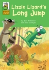 Image for Lizzie Lizard's long jump
