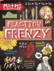 Image for Fraction frenzy  : fractions, decimals and combinations
