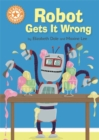 Image for Robot gets it wrong