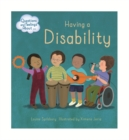 Image for Having a disability