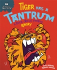 Image for Tiger has a tantrum  : a book about feeling angry
