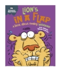 Image for Lion's in a flap  : a book about feeling worried